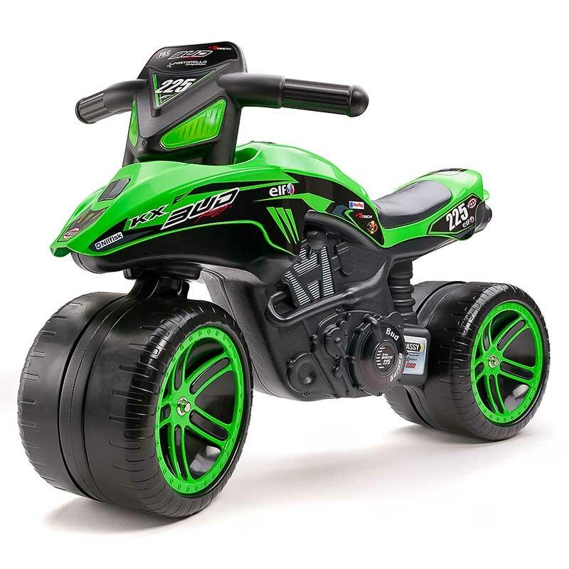 FALK Odrážadlo 502KX Kawasaki Bud Racing