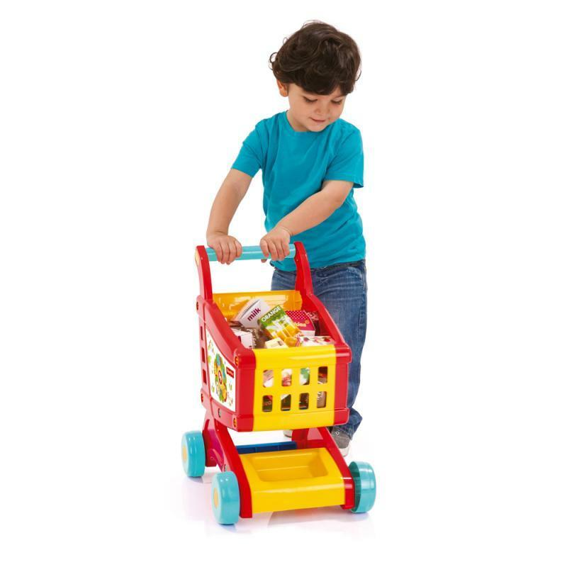 Dolu Detský nákupný vozík Fisher Price