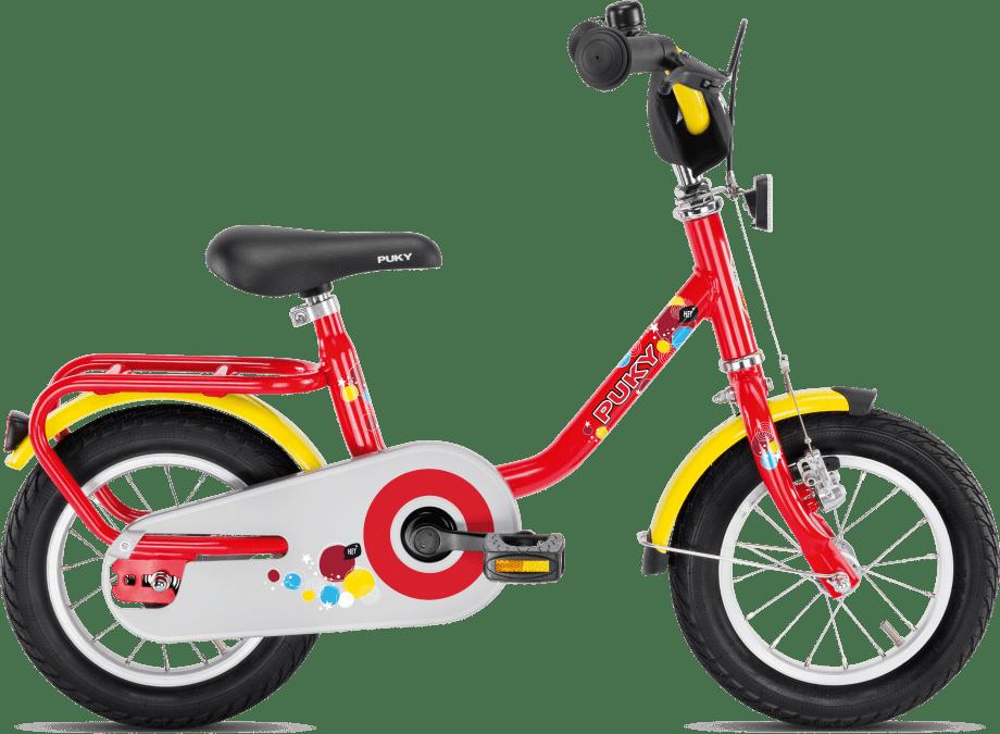 """PUKY Detský bicykel 12"""" Z 2 Red 2019"""