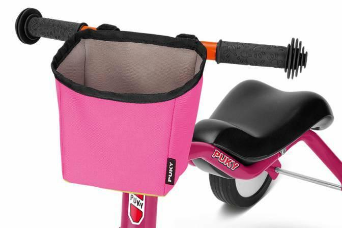 PUKY Taška na riadidlá LT 3 Pink