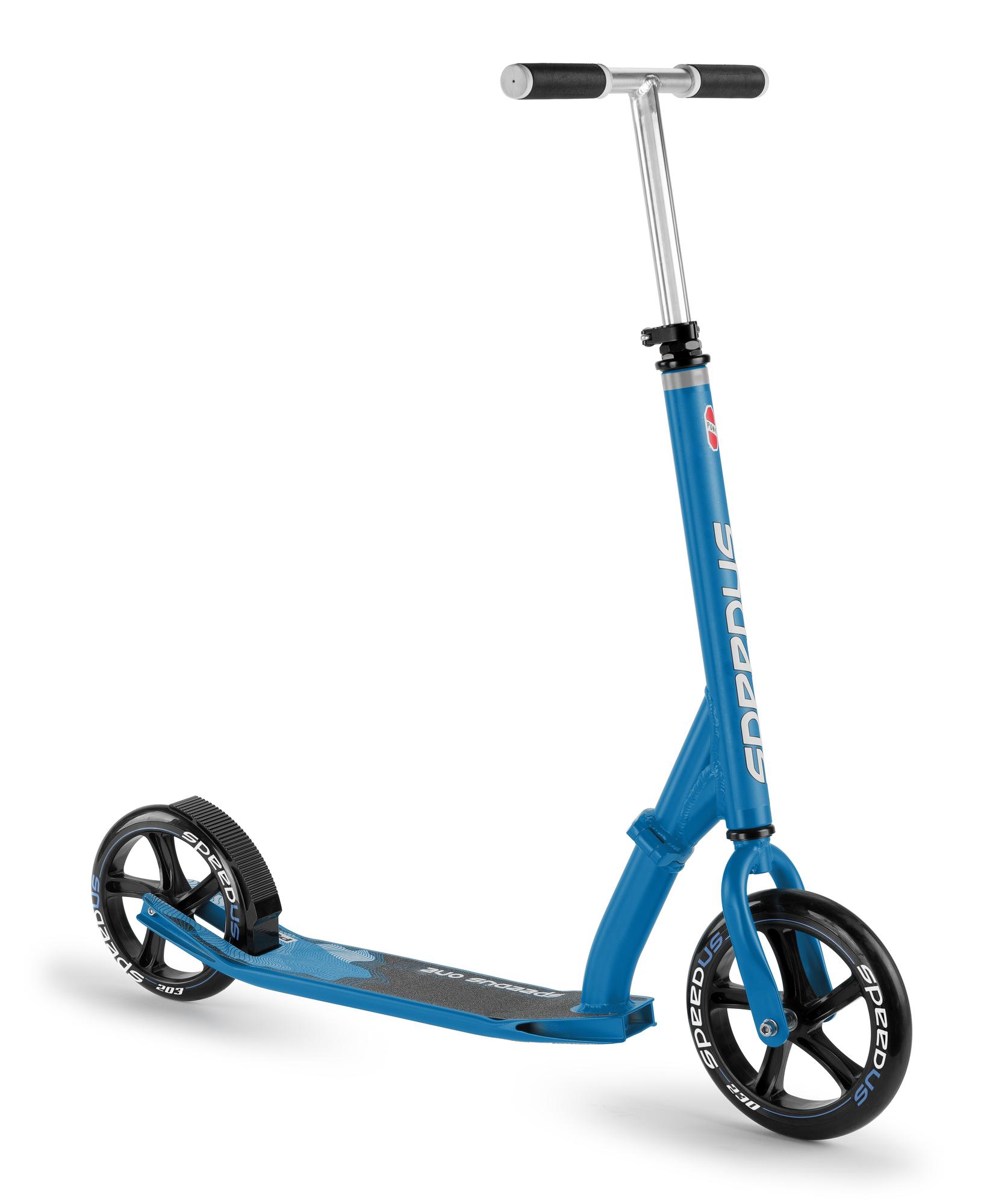PUKY Kolobežka SpeedUs One blue