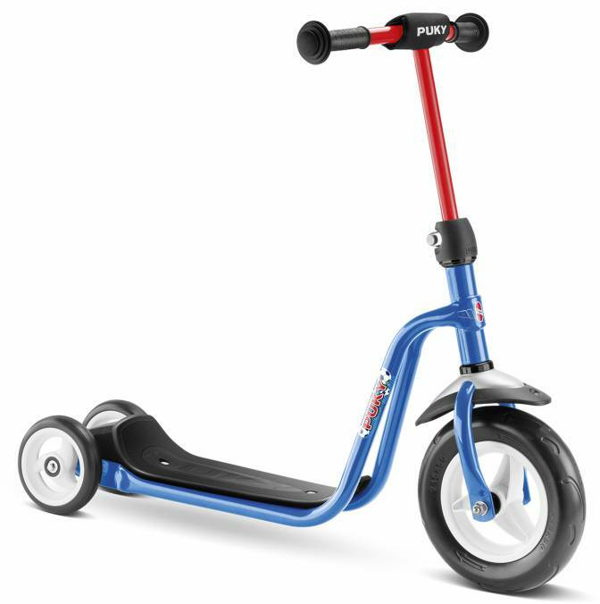 PUKY Kolobežka Scooter R 1 Azure