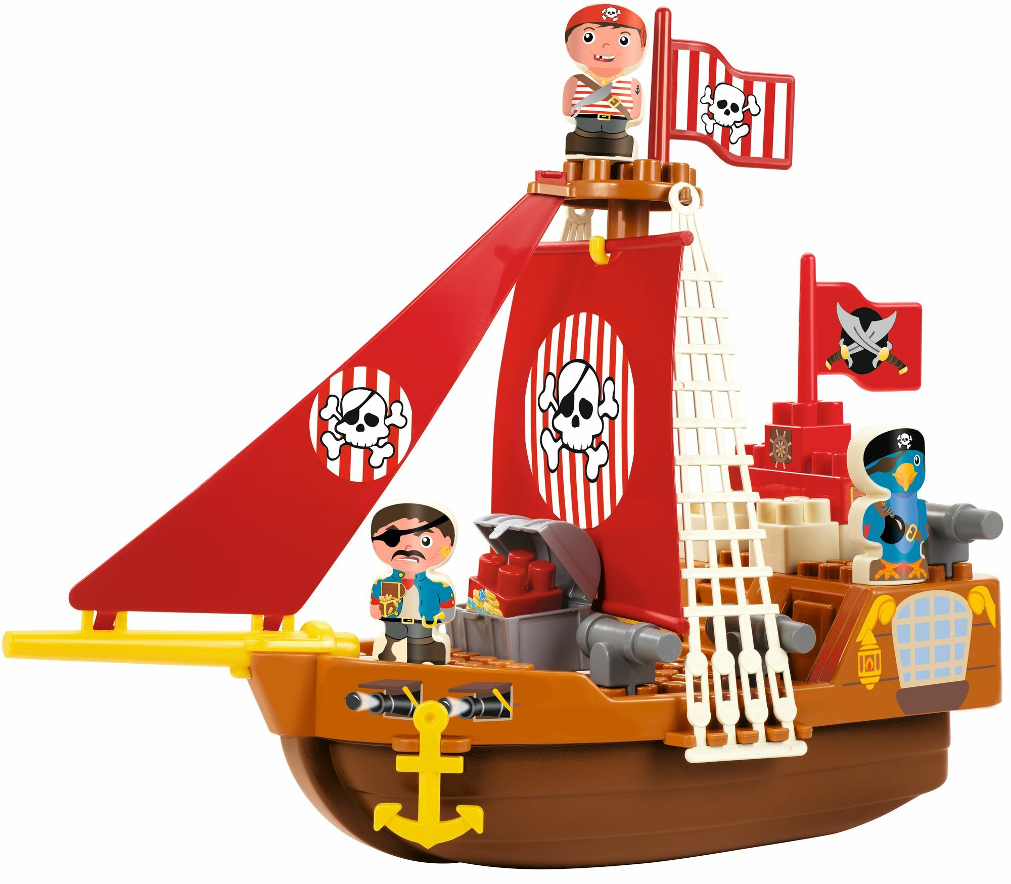 Abrick Pirátska loď