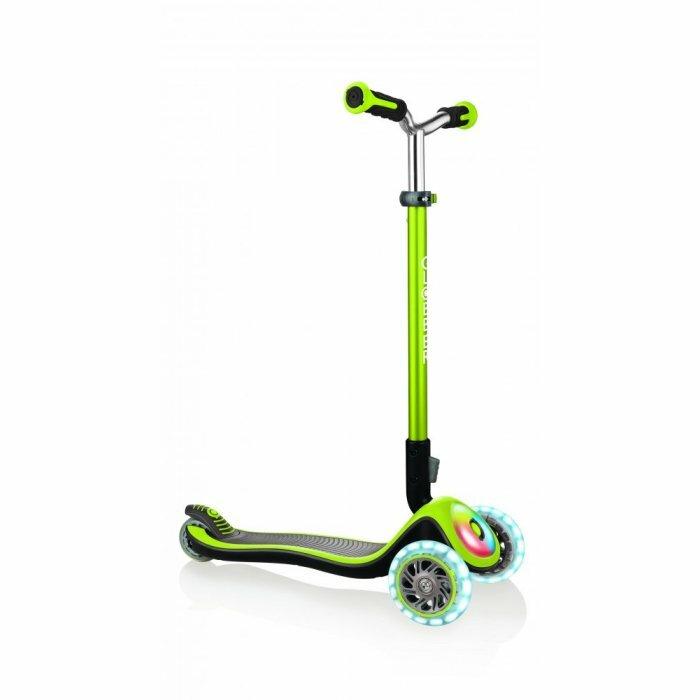 Globber Kolobežka Elite Prime Lime Green