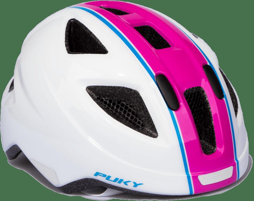 PUKY Prilba PH8 M White/Pink
