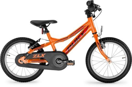 "PUKY Detský bicykel 16"" ZLX 16 ALU F Orange 2019"