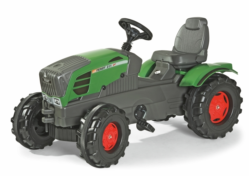 Rollytoys Šliapací traktor Farmtrac Fendt 211 Vario