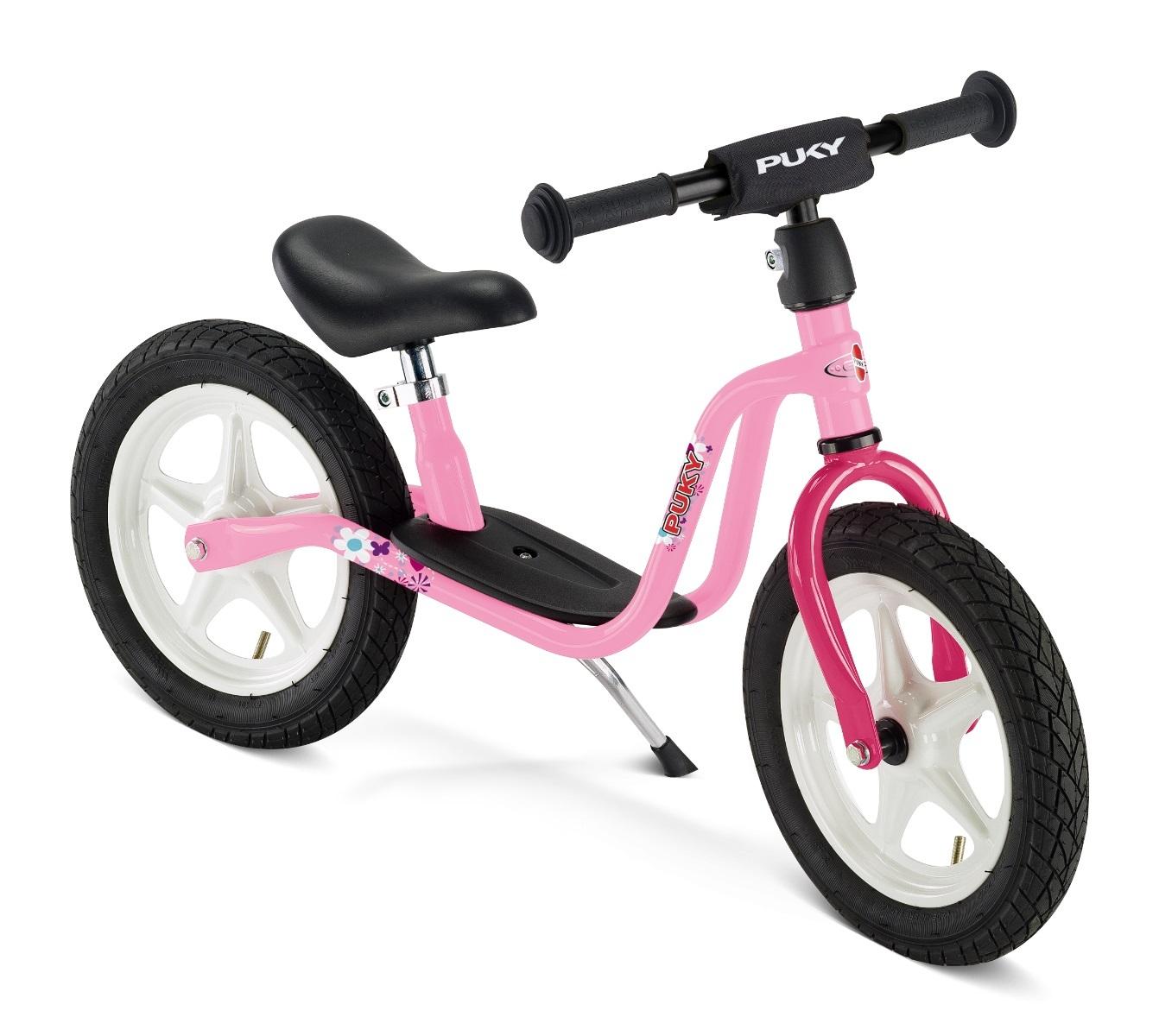 PUKY Odrážadlo Learner Bike Standard LR 1L rose/pink