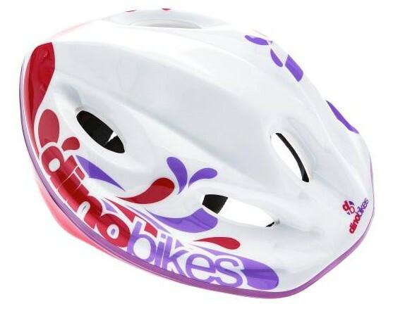 DINO Bikes - Detská prilba girl
