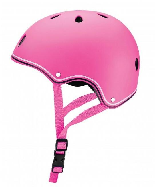 Globber detská prilba JUNIOR Neon Pink XS/S (51-54 cm)