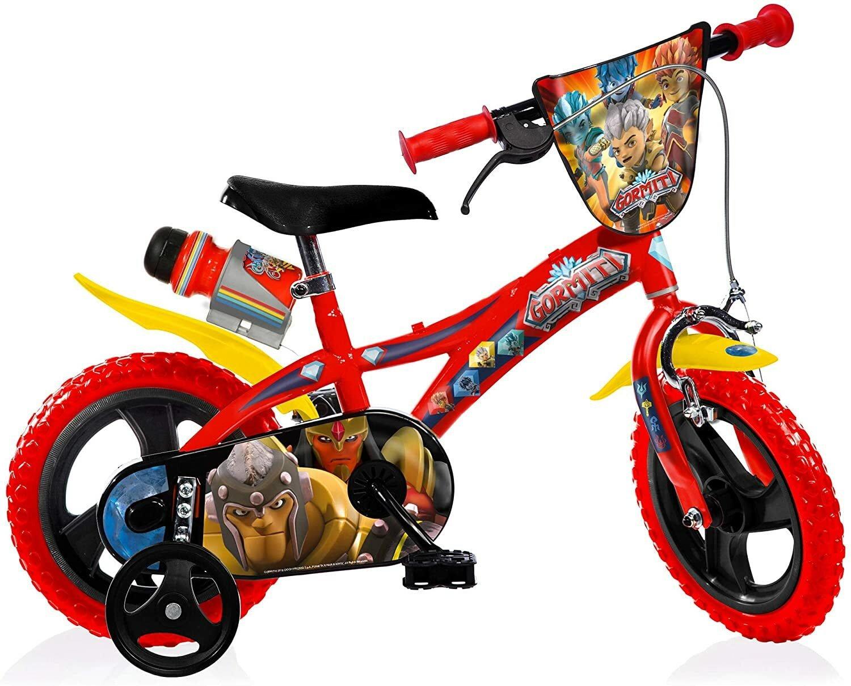"""DINO Bikes - Detský bicykel 12"""" 612LGR - Gormiti"""
