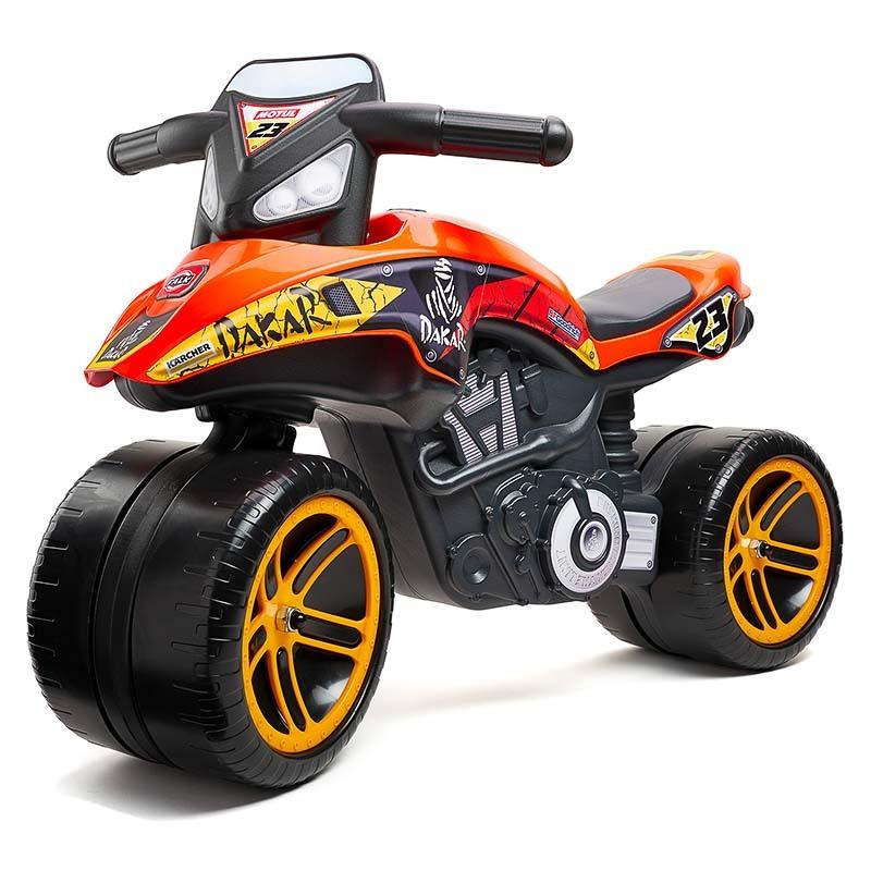 FALK Odrážadlo 506 D Dakar Orange Motorka
