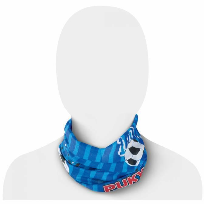 PUKY Multifunkčná šatka Puky Blue