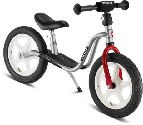 PUKY Odrážadlo Learner Bike Standard LR 1L Silver 2019