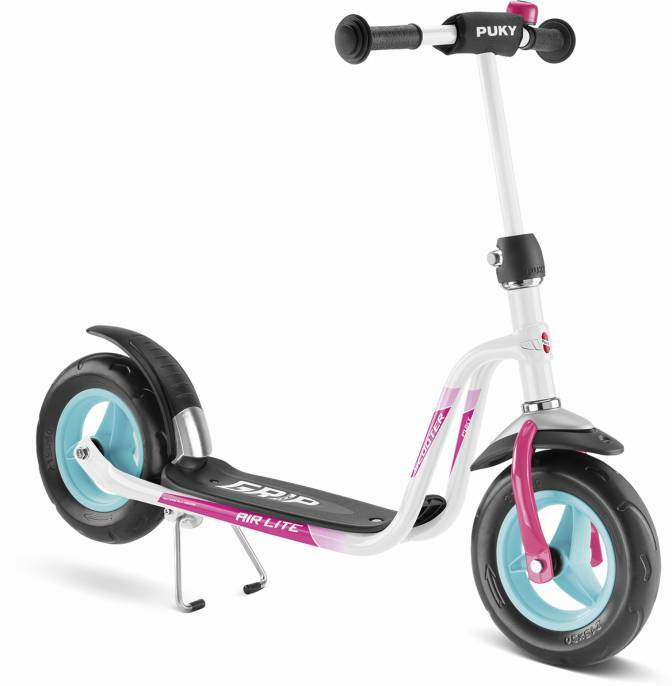 PUKY Kolobežka Scooter  R 03 Pink/White