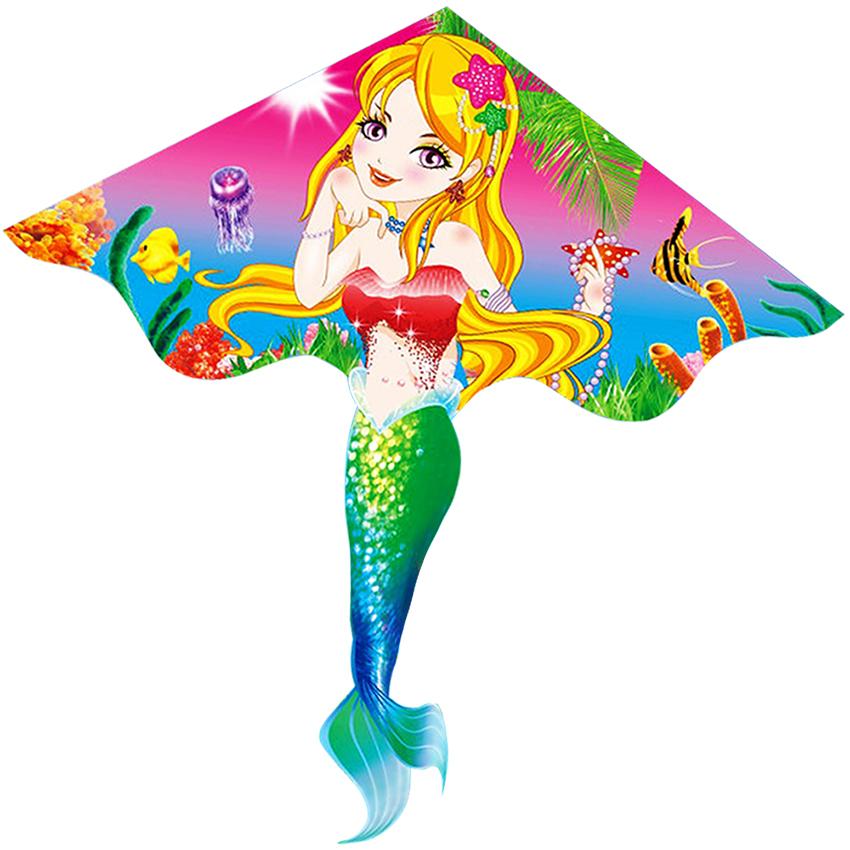 Lietajúci drak - morská panna
