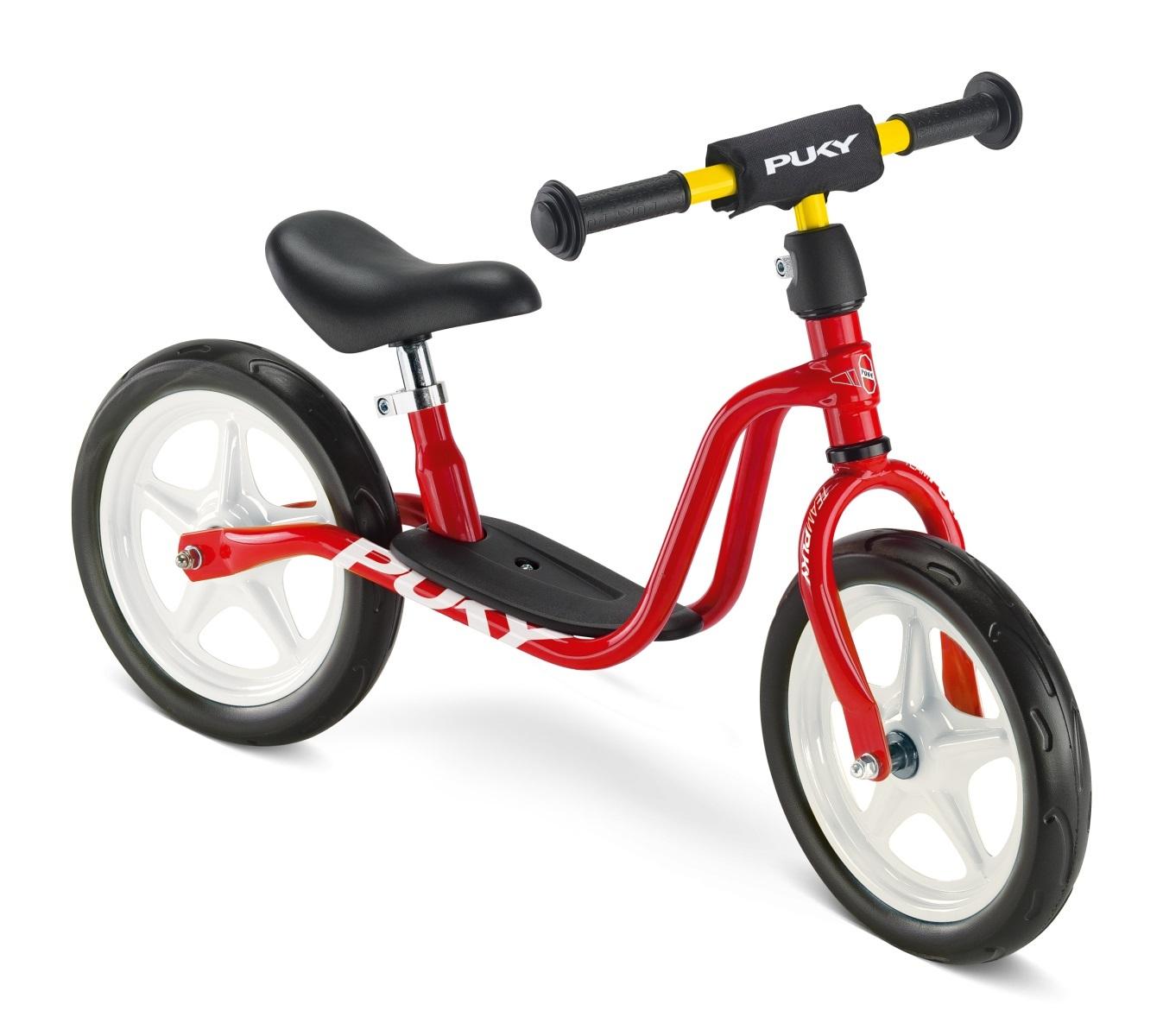 PUKY Odrážadlo Learner Bike Standard LR1 s pneu EVA - červené