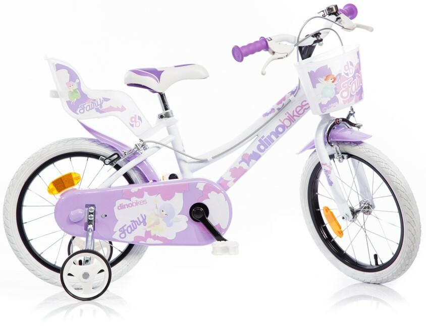"DINO Bikes - Detský bicykel 16"" 166RSN - Fairy 2017"
