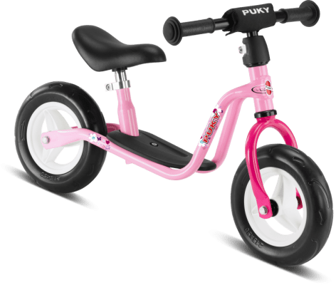 PUKY Odrážadlo Learner Bike Medium LR M Pink 2019