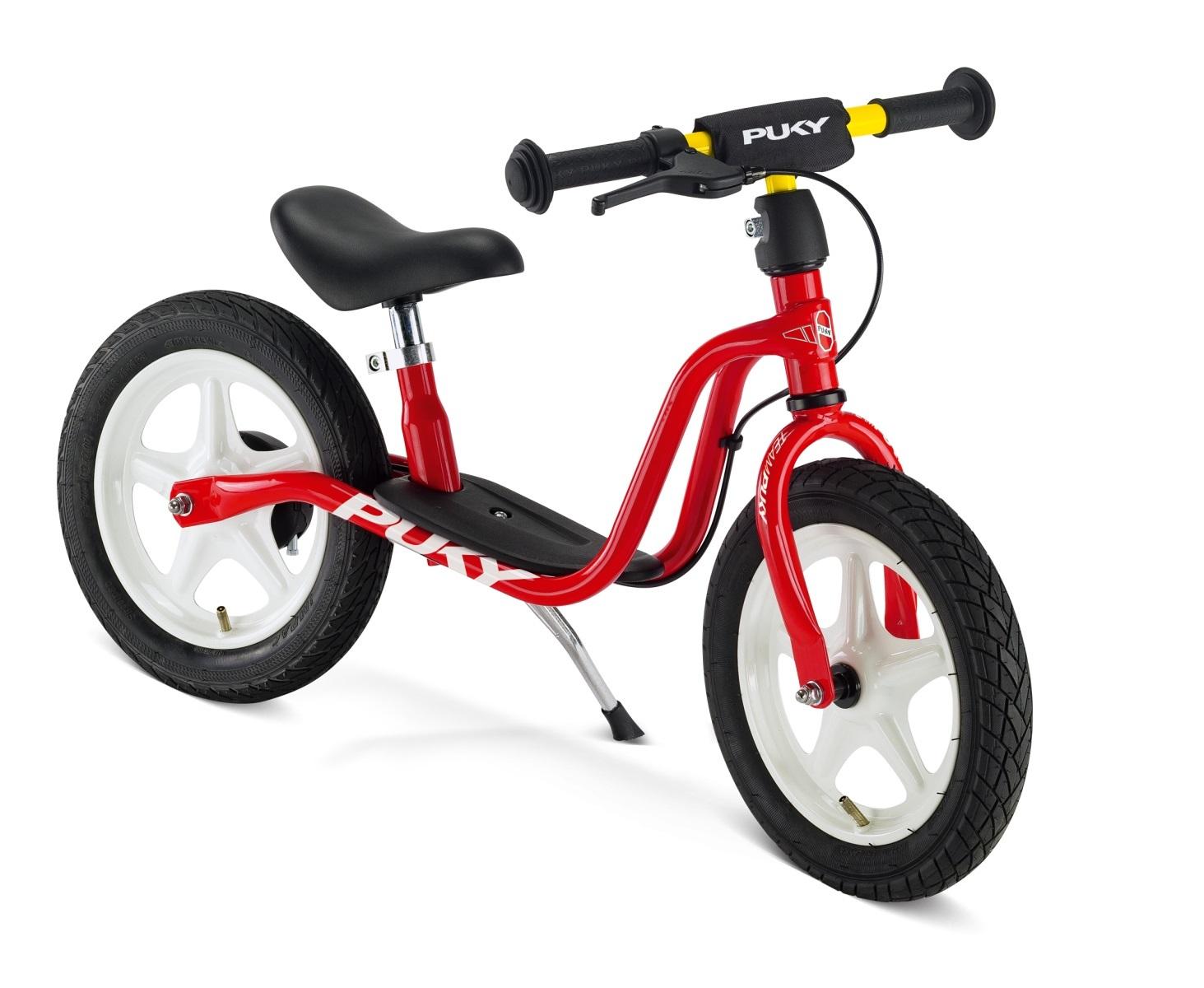 PUKY Odrážadlo Learner bike LR 1LBr červené New