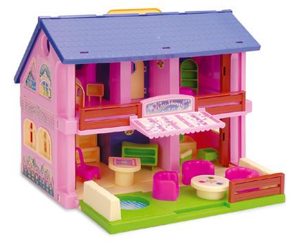 VÝPREDAJ - Wader domček pre bábiky