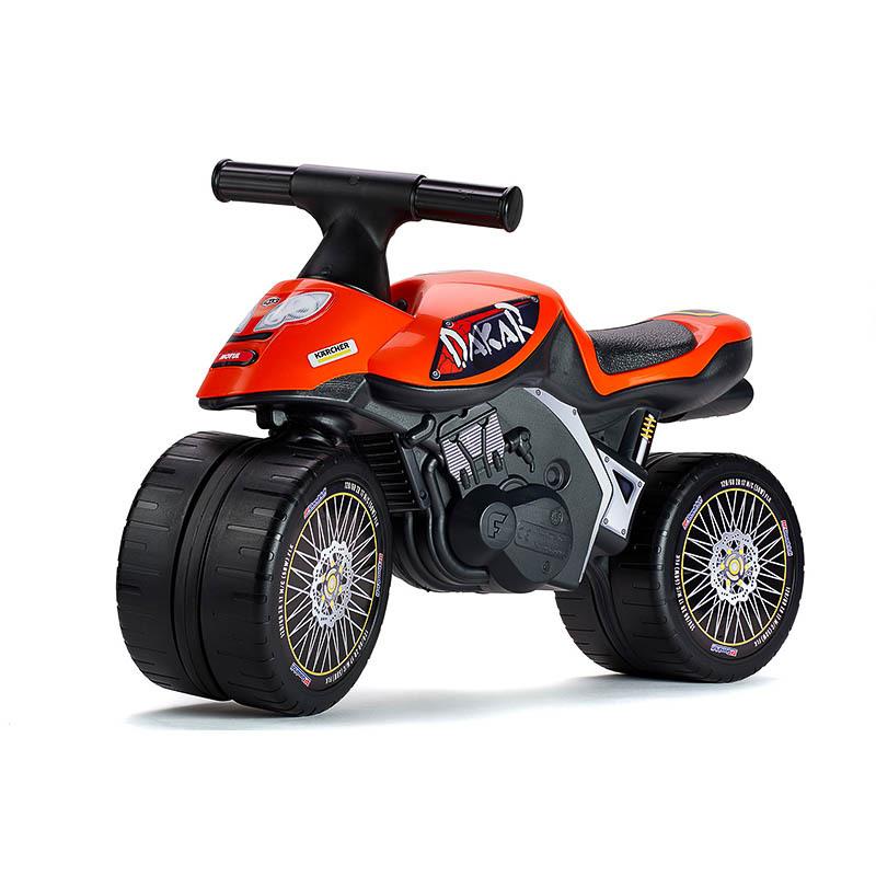 FALK Odrážadlo 406D Dakar Orange baby moto