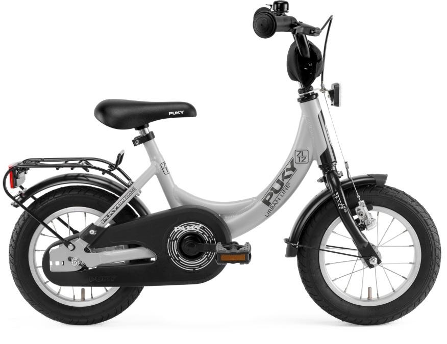 """PUKY Detský bicykel 12"""" ZL 12-1 ALU Light Grey 2019"""