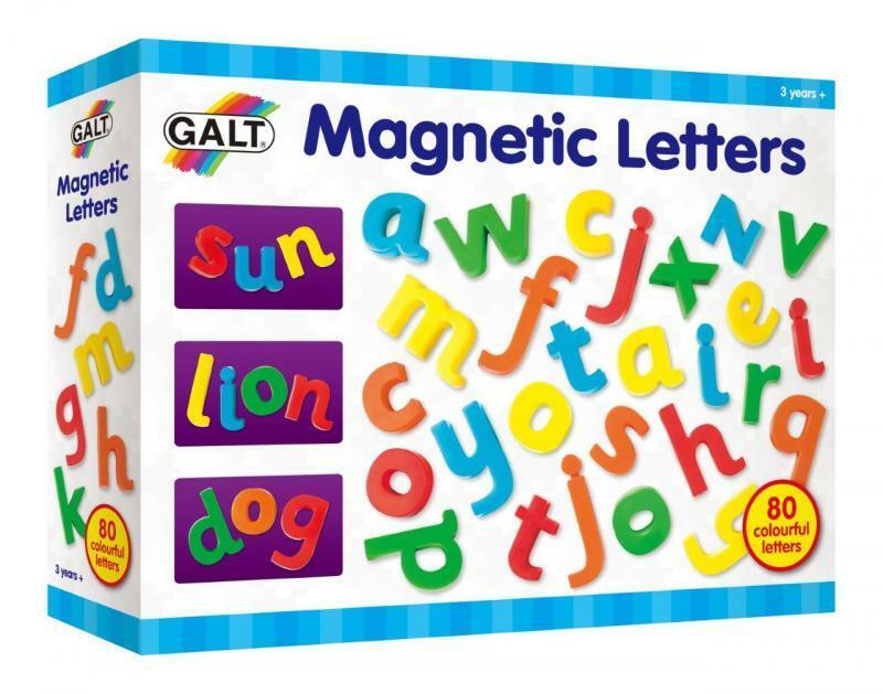 Galt Magnetické písmená
