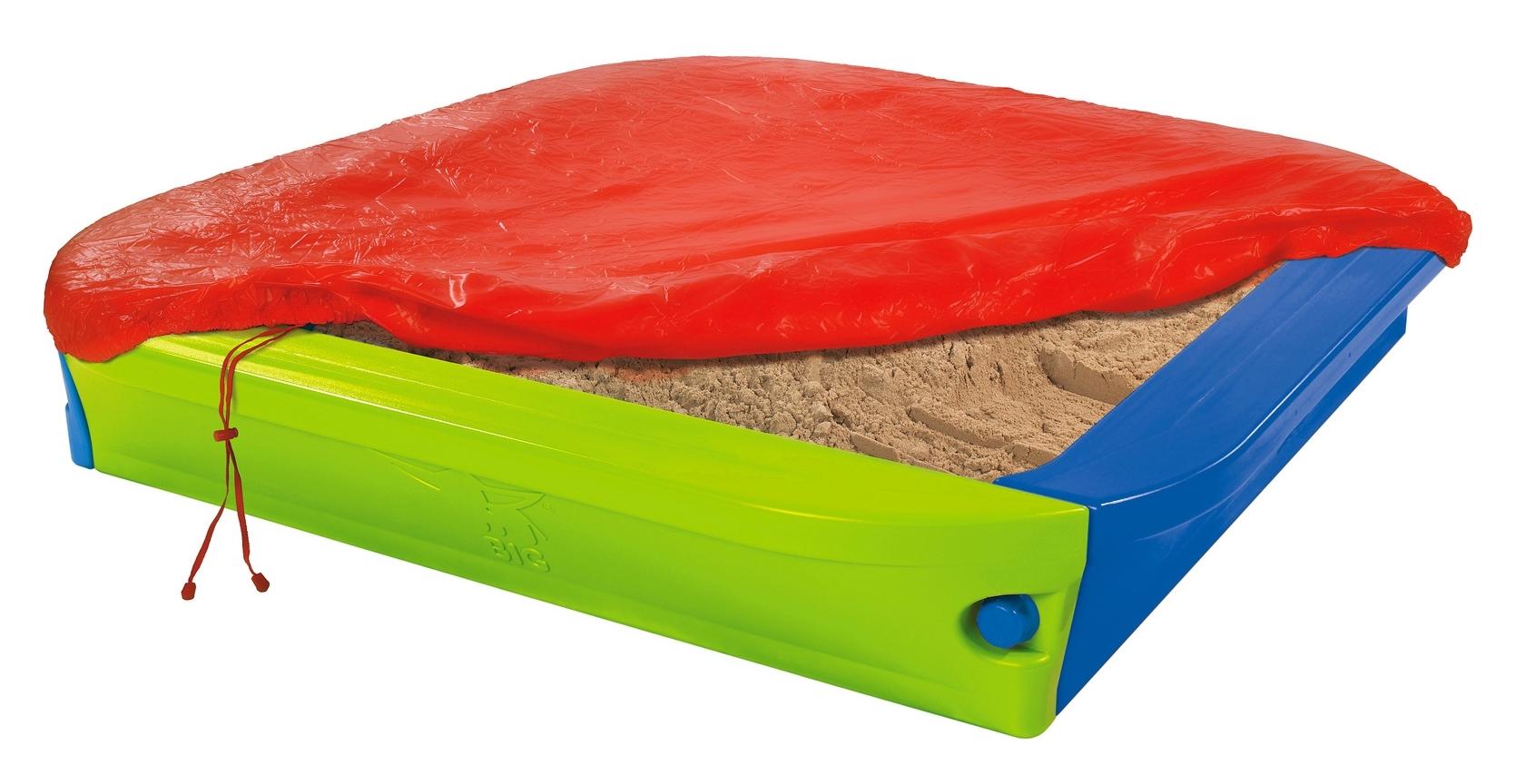BIG Sandpit pieskovisko s krytom