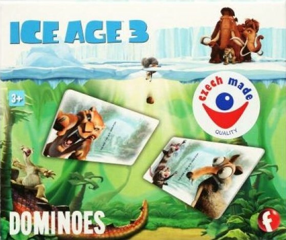 Domino ICE AGE 3 LICENCE ICE AGE 3