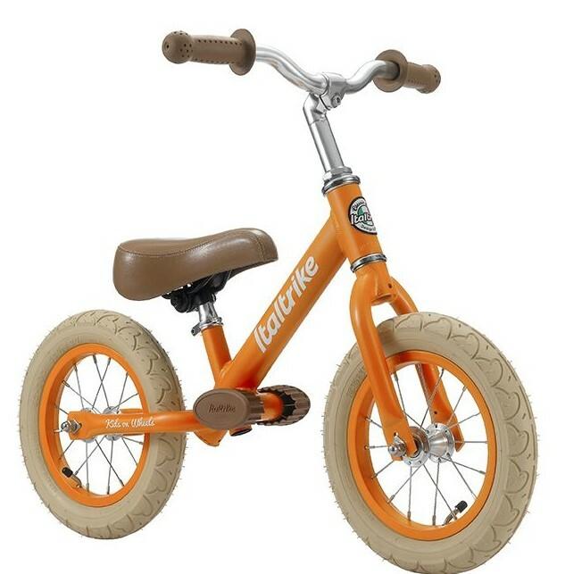 Italtrike Odrážadlo BAL998835 Orange
