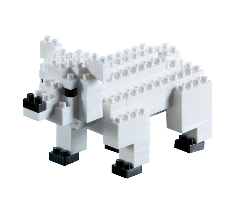 Brixies Ľadový medveď