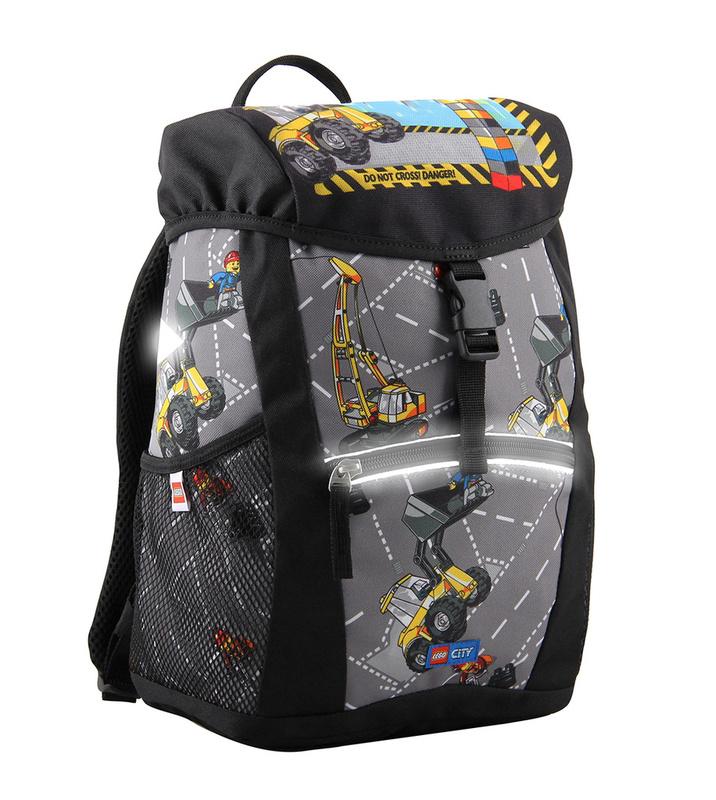 vânzare la preț mic reducere mare calitate stabilă LEGO CITY Roadmap Fieldtrip - rucsac - Ghiozdane pentru școală ...